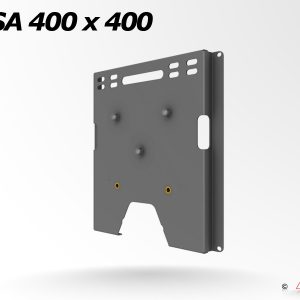 Audipack Vesa 400x400mm,M6/M8,L&S5 flat panel bracket(390845)