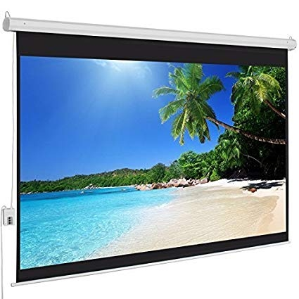 "Iview Electrical Screen with Remote Control 400x300cms (200"" Diagonal)"
