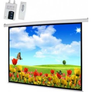 Iview Electrical Screen with Remote Control 600x400cms