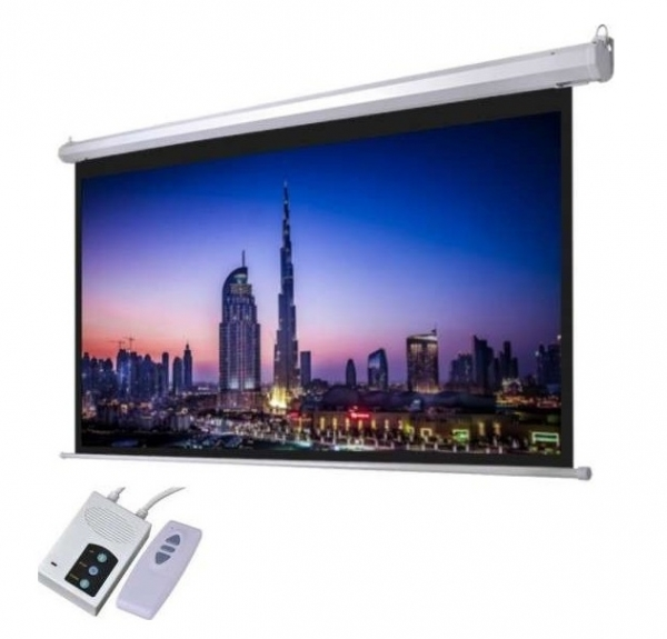 I-View Electrical Screen 120″ 16:9 Projector Screen