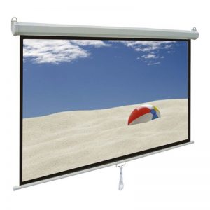 Iview Manual Screen 240x180 cms (120″ Diagonal)